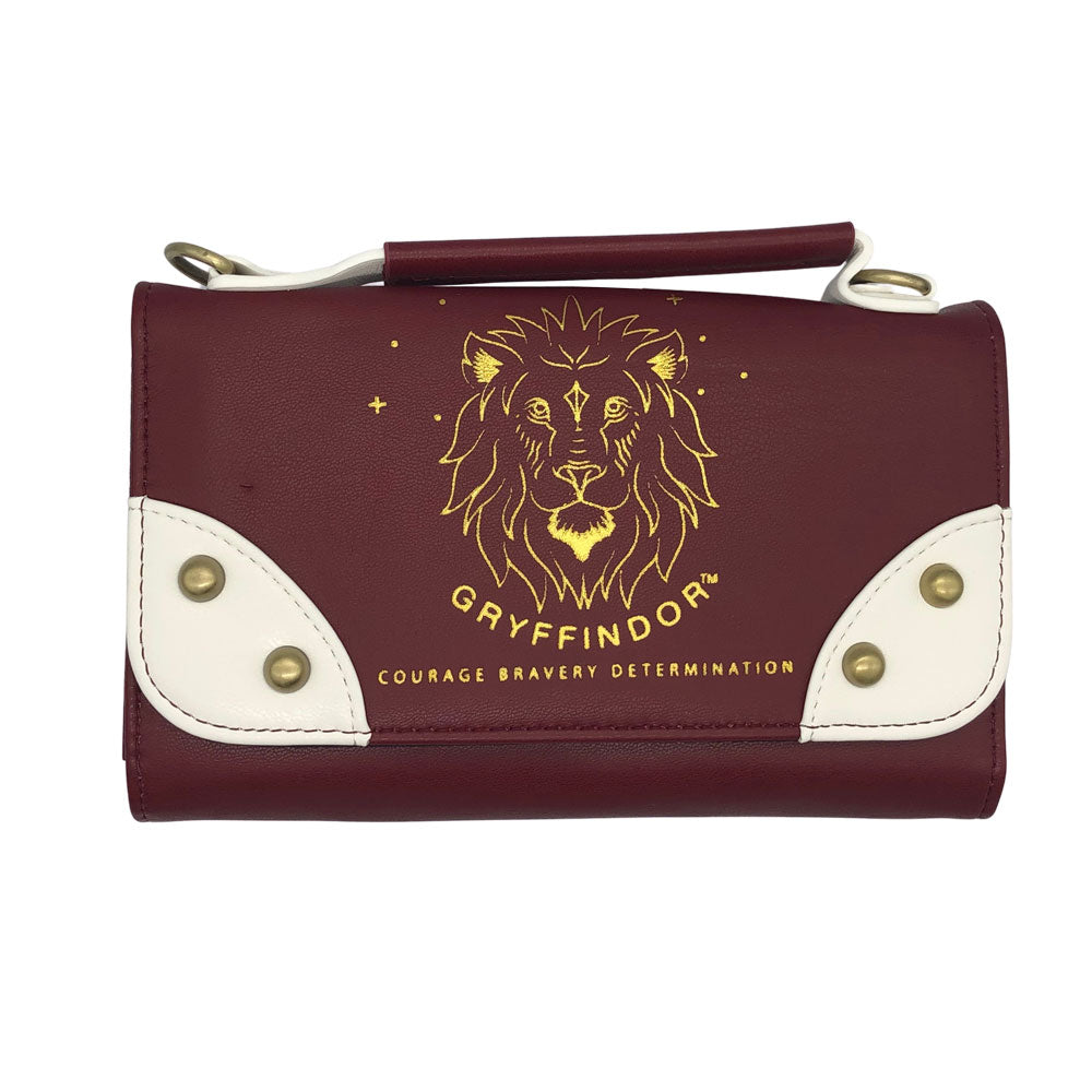 Harry Potter Gryffindor Clutch Bag