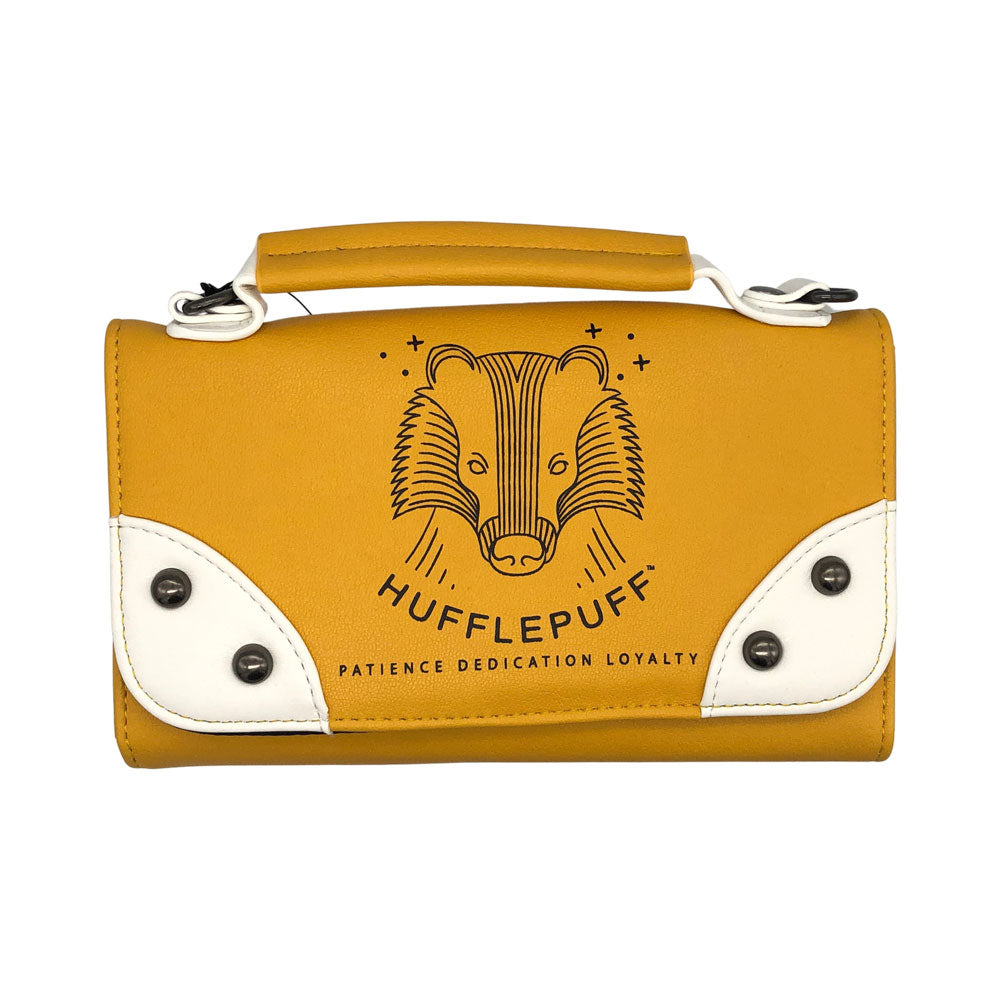 Harry Potter Hufflepuff Clutch Bag