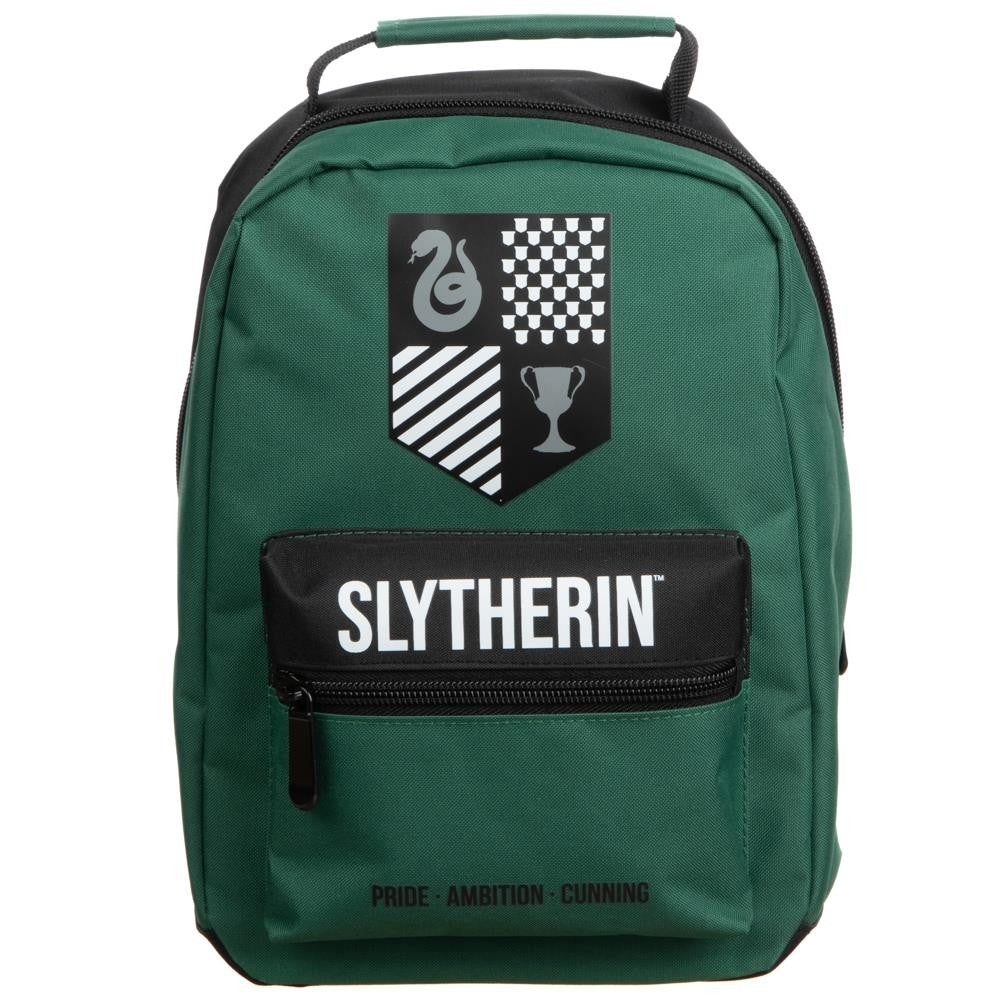 Harry Potter Slytherin Crest Lunch Box