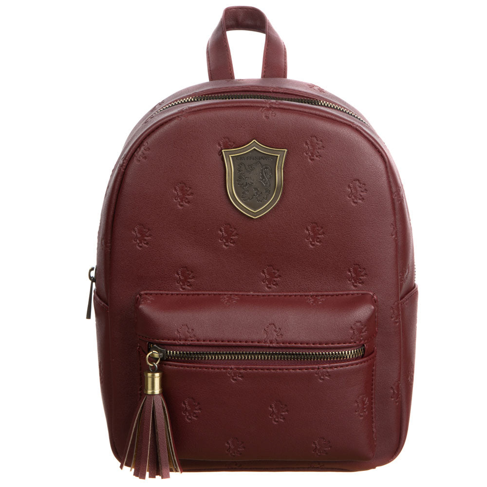 Harry Potter Gryffindor PU Mini Backpack