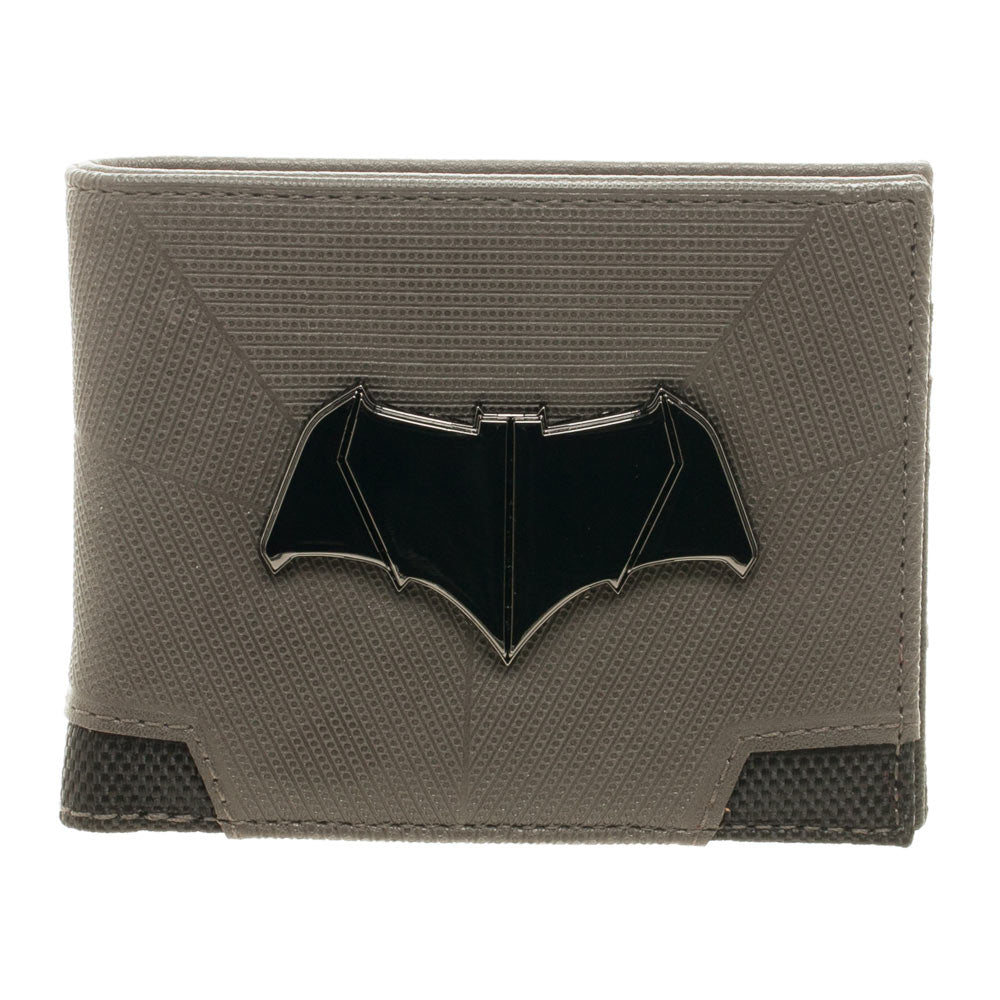 Batman vs Superman Dawn Of Justice Metal Badge BiFold Wallet