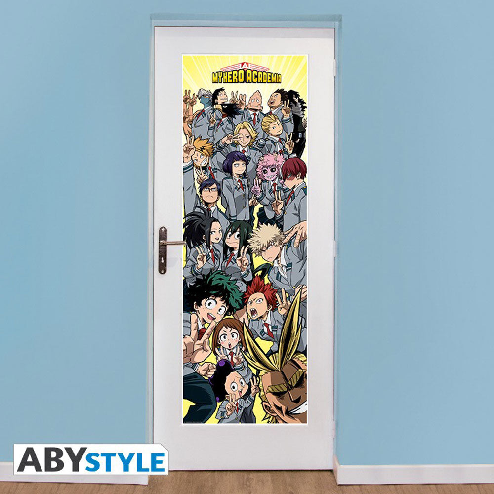 My Hero Academia Long Door Poster 158cm x 53cm