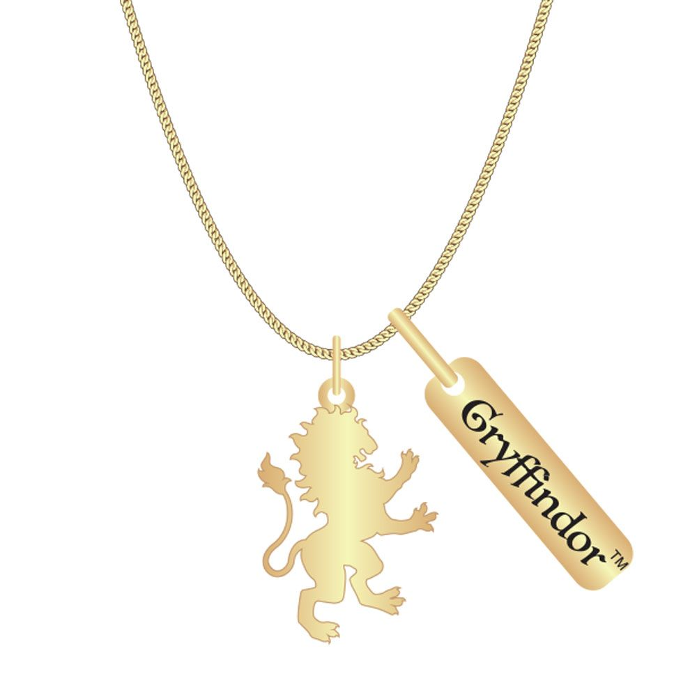 Harry Potter Dainty Gryffindor Necklace