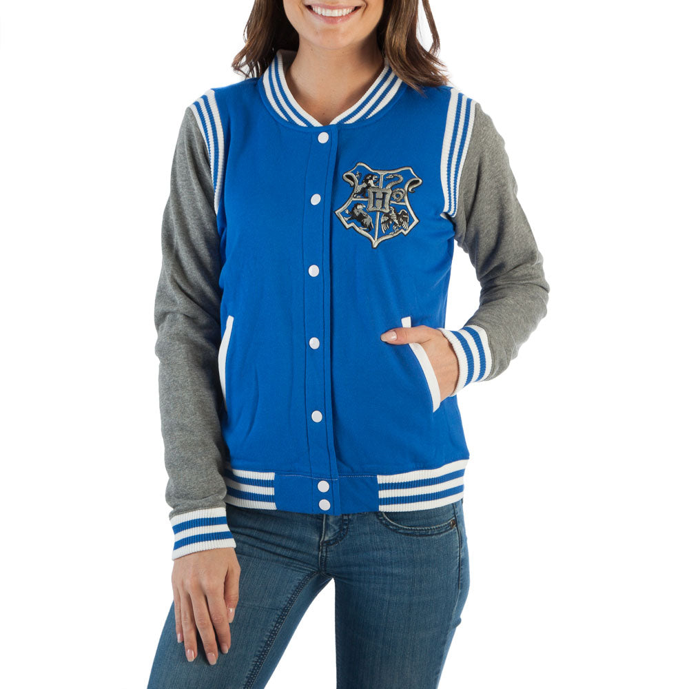Harry Potter Ravenclaw Quidditch 07 Varsity Womens Jacket