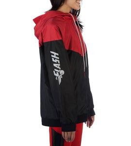 The Flash Classic Unisex Hooded Windbreaker