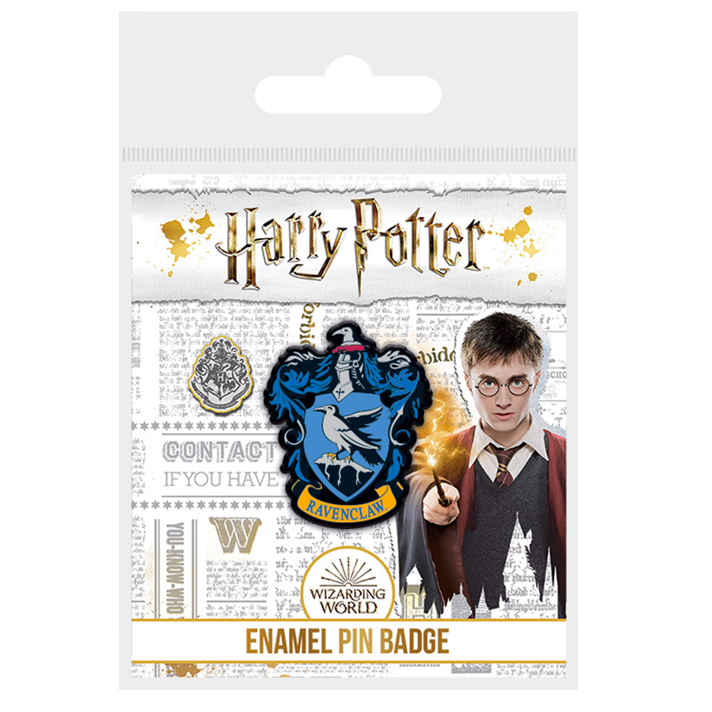 Harry Potter Ravenclaw Enamel Pin Badge