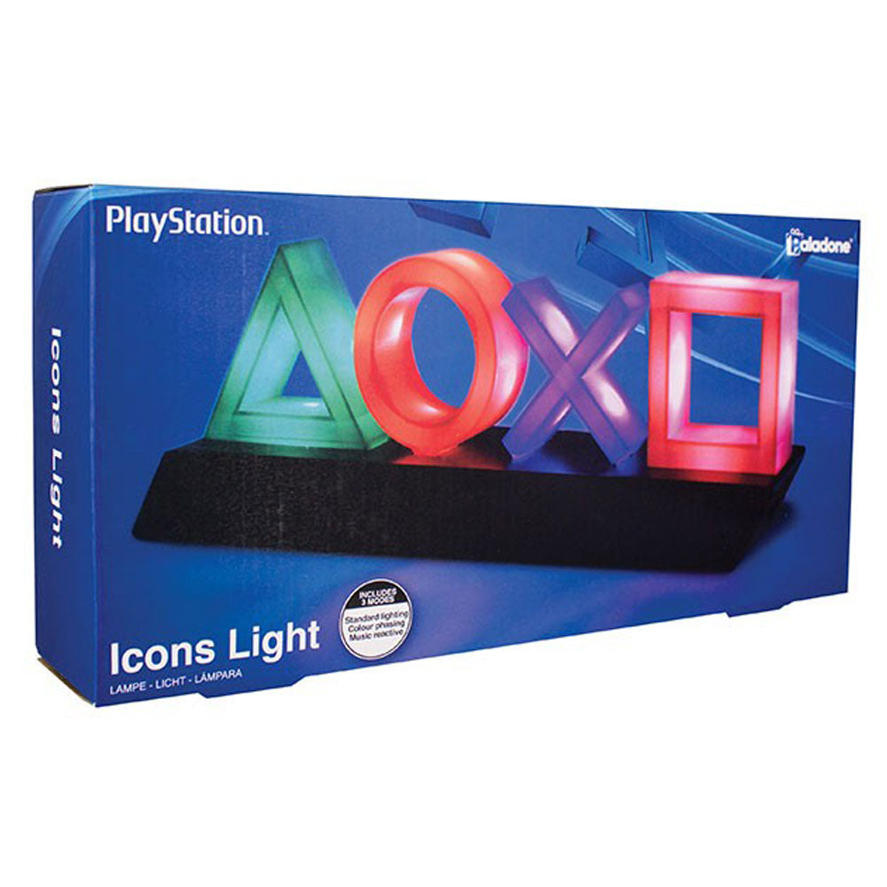 Playstation Icon USB Light