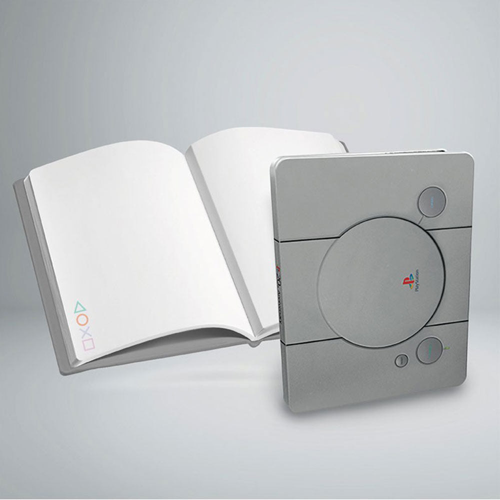 Playstation Inspired Notebook