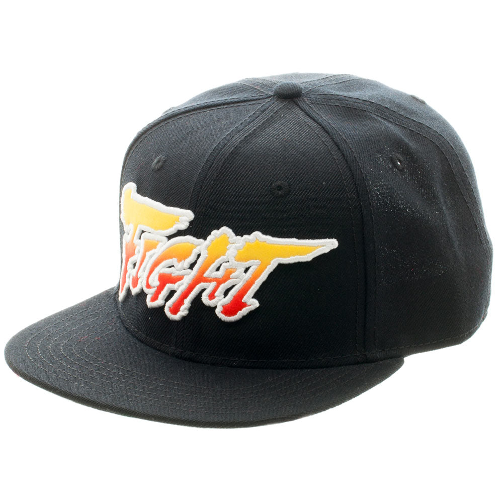 Street Fighter V Fight Ryu Snapback Cap