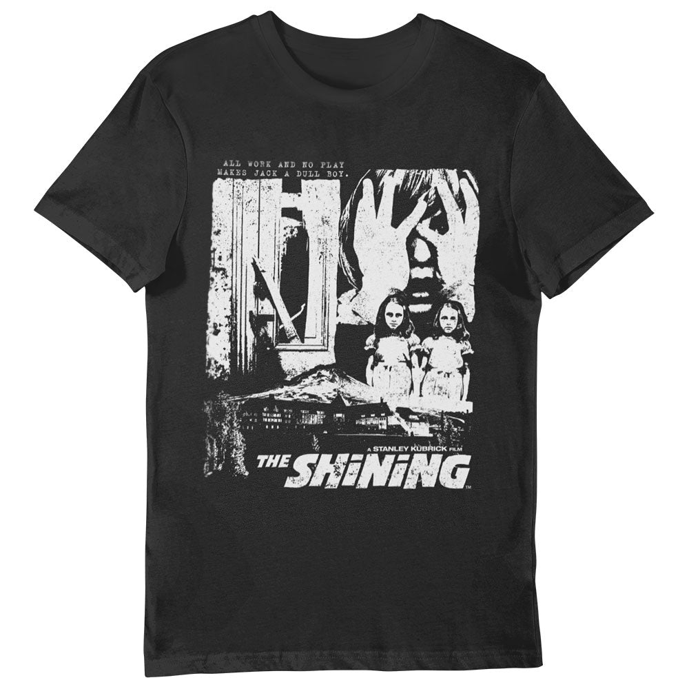 The Shining Lobby Card T-Shirt Black