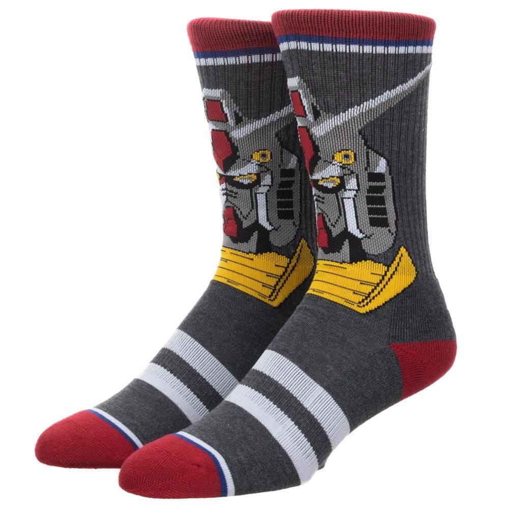 Gundam Suit Up Athletic Socks