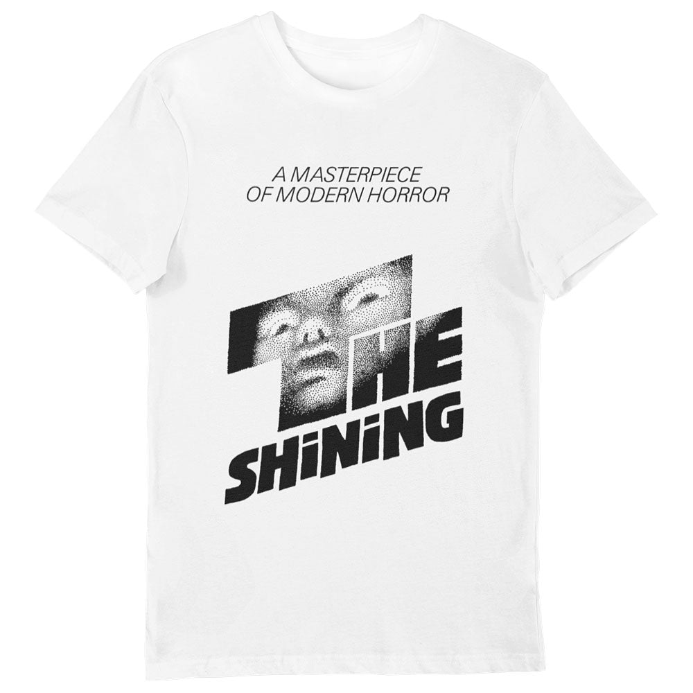 The Shining Horror Masterpiece T-Shirt White
