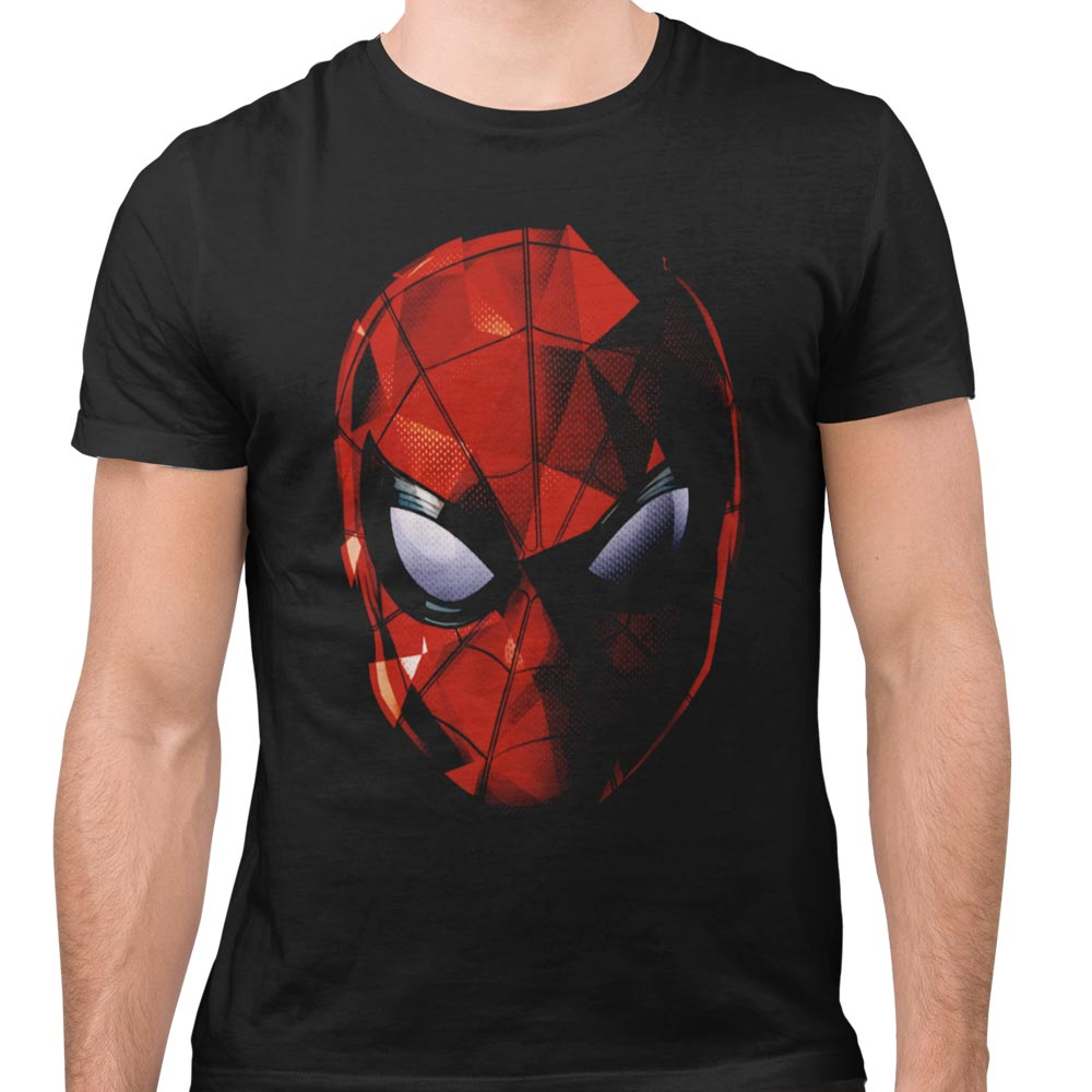 Spider-Man Big Face T-Shirt