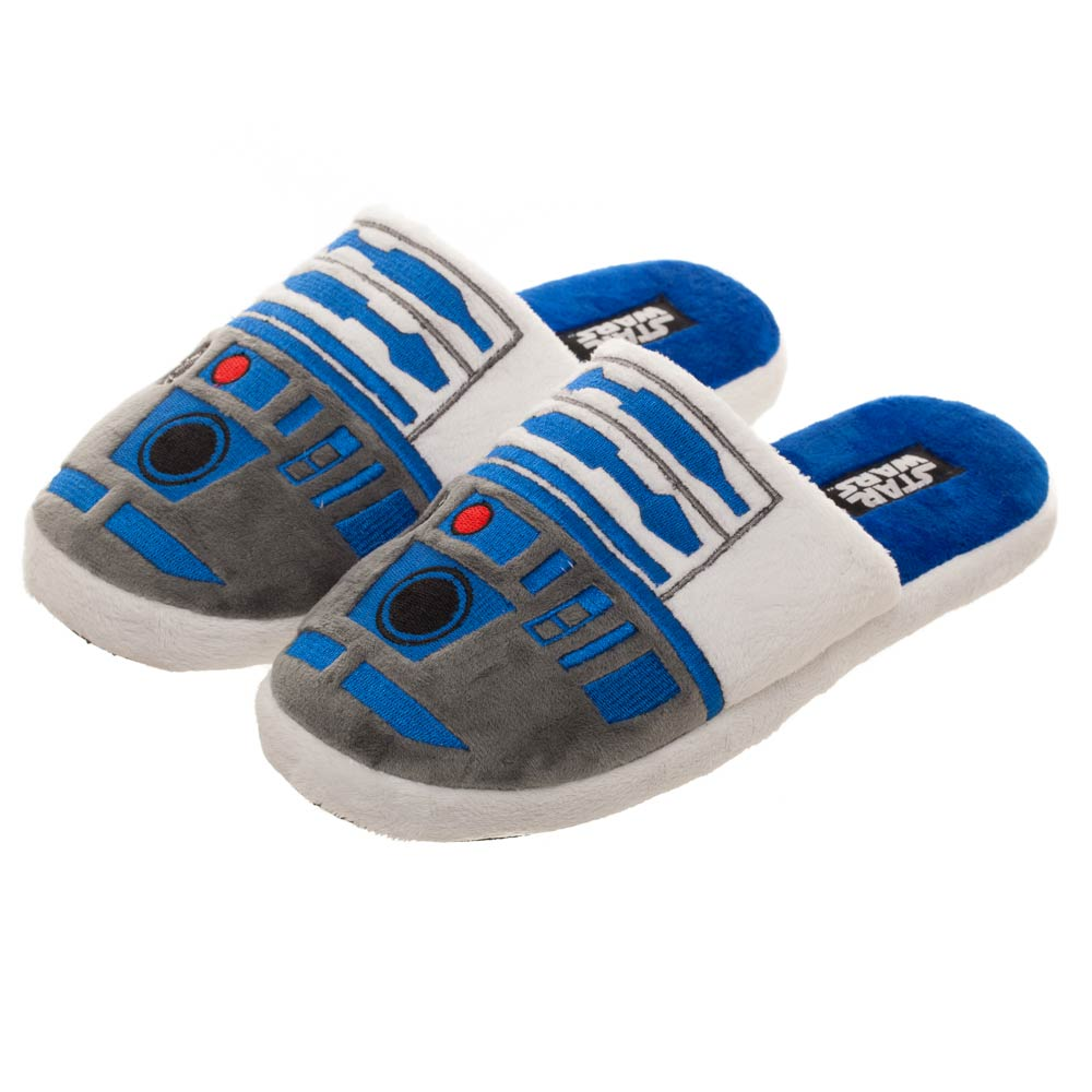 Star Wars R2D2 Slipper Sliders