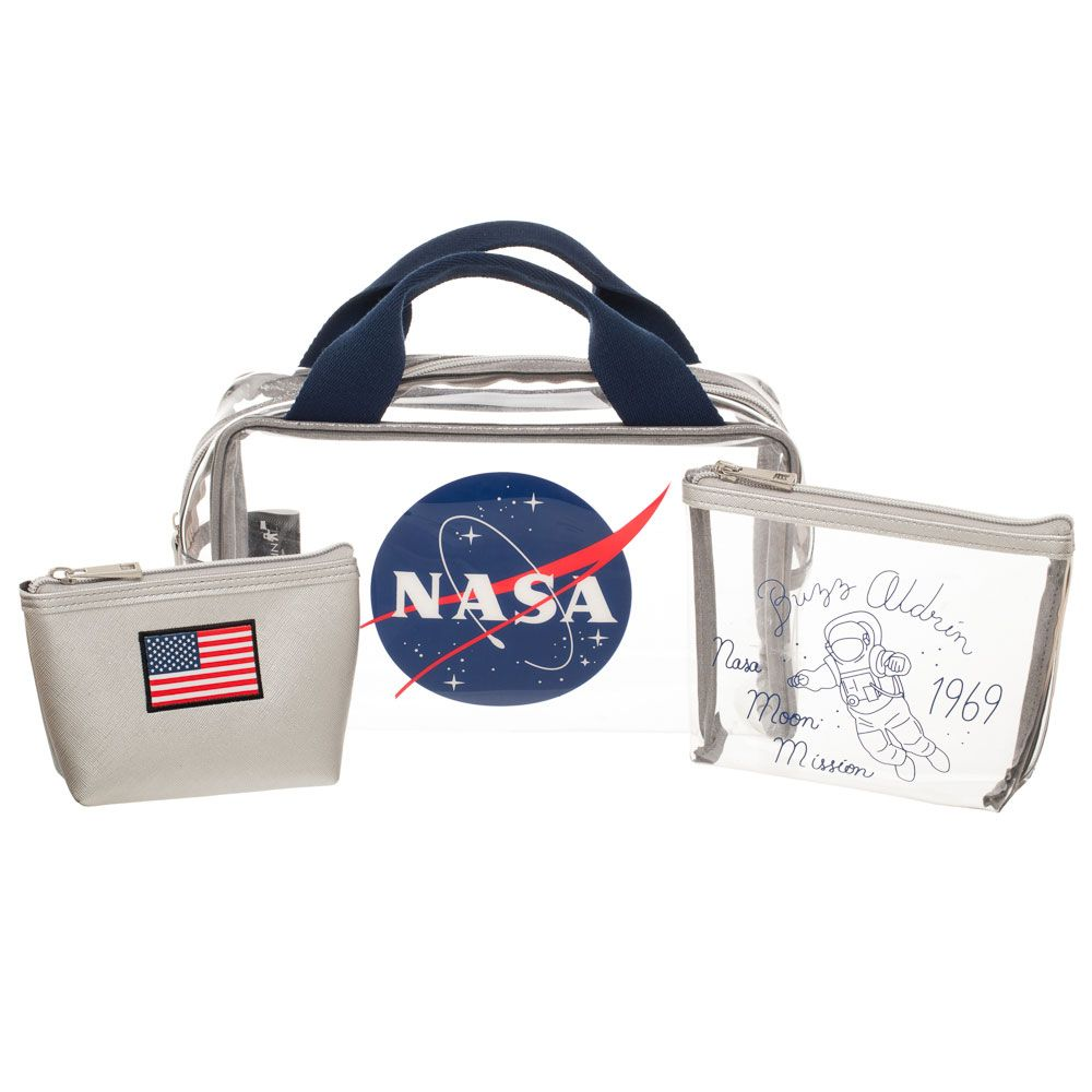 NASA Get You To The Moon Travel 3 Pc Set