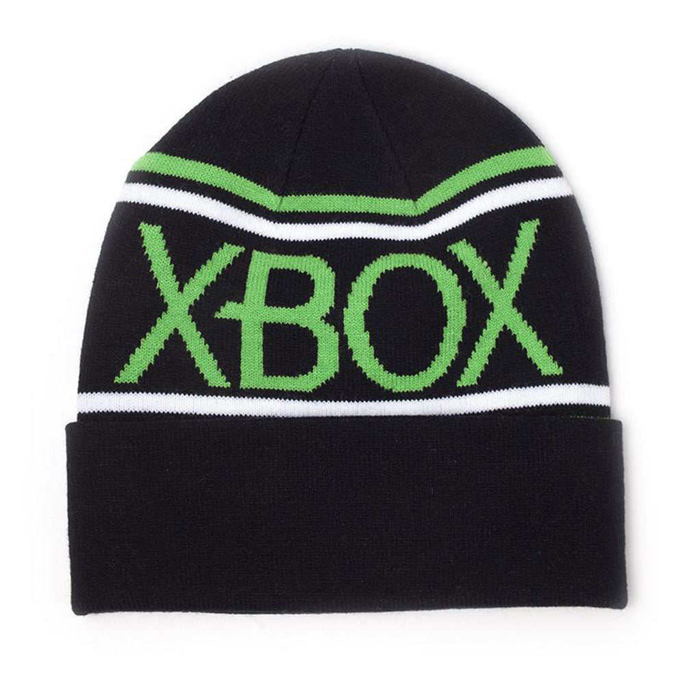 Xbox Logo Roll Up Beanie