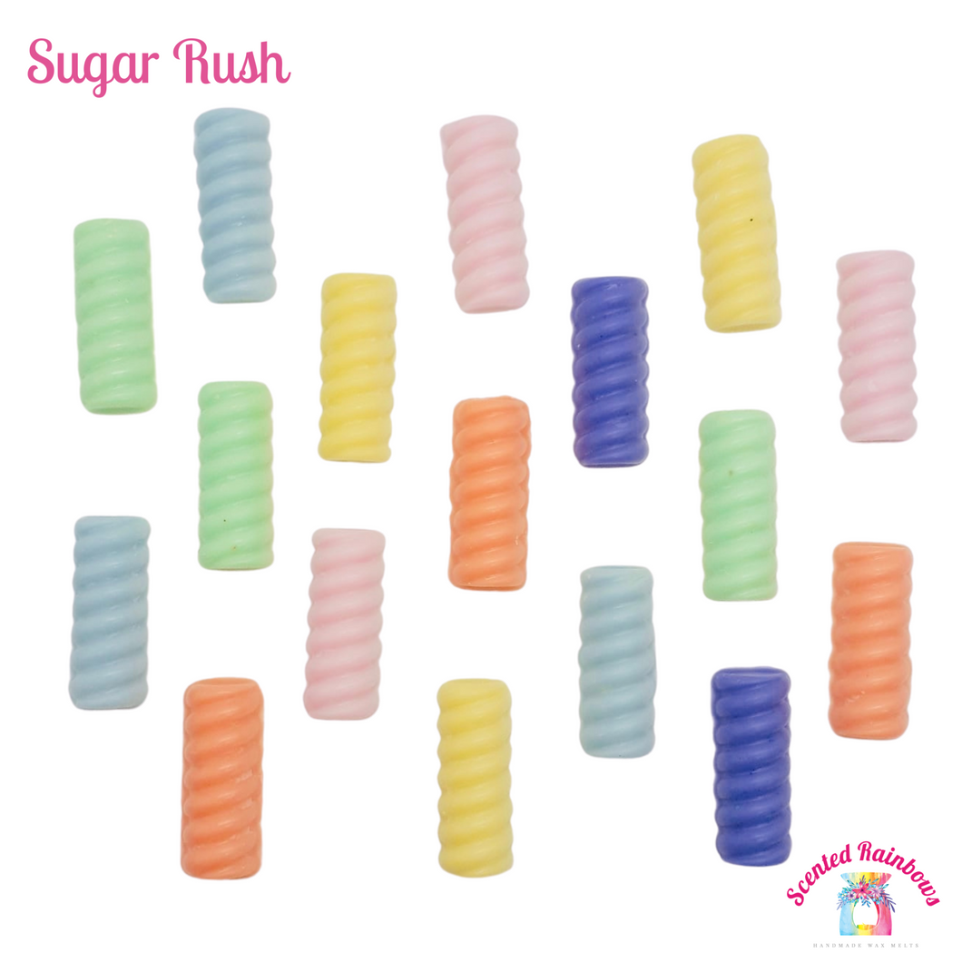 Sugar Rush Twists