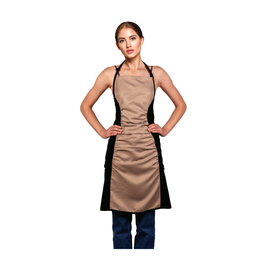 Cricket Slim Expansion Apron - Taupe