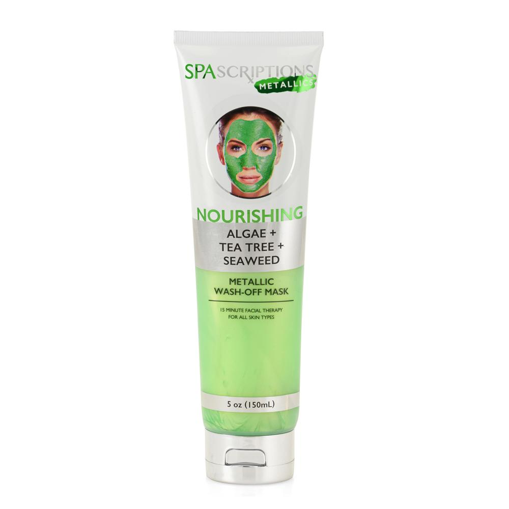 Spascriptions Nourishing metallic wash off mask