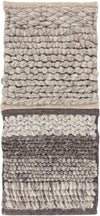 "FORSTEL Hand Woven FOR-36901 Rectangular 5' x 7'6"" Area Rug WL-0852-CR"