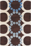 "AVALISA Hand Tufted AVL-6111 Rectangular 7'9"" x 10'6"" Area Rug WL-0291-CR"