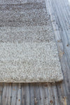"ATLANTIS Hand Woven ATL-25301 Rectangular 5' x 7'6"" Area Rug WL-0276-CR"