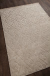 "CATALINA Hand Knotted CAT-45102 Rectangular 5' x 7'6"" Area Rug WL-0509-CR"
