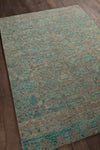 "BERLOW Hand Tufted BER-32101 Rectangular 7'9"" x 10'6"" Area Rug WL-0433-CR"