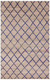 "AARUSHI Hand Knotted AAR-44000 Rectangular 5' x 7'6"" Area Rug WL-0001-CR"