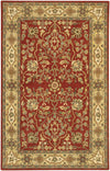 "ADONIA Hand Tufted ADO-905 Rectangular 5' x 7'6"" Area Rug WL-0026-CR"