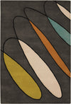 "BENSE Hand Tufted BEN-3020 Rectangular 5' x 7'6"" Area Rug WL-0424-CR"