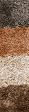 "EDINA Hand Woven EDI-18402 Rectangular 5' x 7'6"" Area Rug WL-0744-CR"