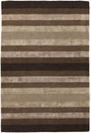 "GARDENIA Hand Tufted GAR-30701 Rectangular 5' x 7'6"" Area Rug WL-0914-CR"