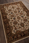 "ADONIA Hand Tufted ADO-907 Rectangular 5' x 7'6"" Area Rug WL-0032-CR"