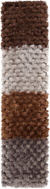 "CINZIA Hand Woven CIN-35202 Rectangular 7'9"" x 10'6"" Area Rug WL-0552-CR"
