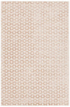 "HALLIE Hand Woven HAL-45000 Rectangular 5' x 7'6"" Area Rug WL-1042-CR"