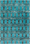 "FRAN Hand Tufted FRA-42100 Rectangular 5' x 7'6"" Area Rug WL-0854-CR"
