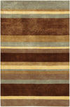 "ANTARA Hand Tufted ANT-106 Rectangular 5' x 7'6"" Area Rug WL-0176-CR"