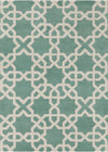 DAVIN Hand Tufted DAV-25800 Rectangular 5' x 7' Area Rug WL-0621-CR
