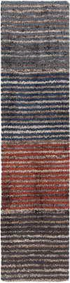 "CITIZEN Hand Woven CIT-34300 Rectangular 5' x 7'6"" Area Rug WL-0557-CR"