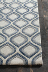 "CLARA Hand Tufted CLA-7101 Rectangular 5' x 7'6"" Area Rug WL-0565-CR"