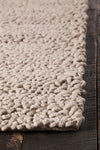 "EVELYN Hand Woven EVE-38602 Rectangular 7'9"" x 10'6"" Area Rug WL-0811-CR"