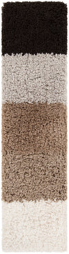 "BELLA Hand Woven BEL-51400 Rectangular 5' x 7'6"" Area Rug WL-0384-CR"