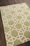 DAVIN Hand Tufted DAV-25801 Rectangular 7' x 10' Area Rug WL-0624-CR