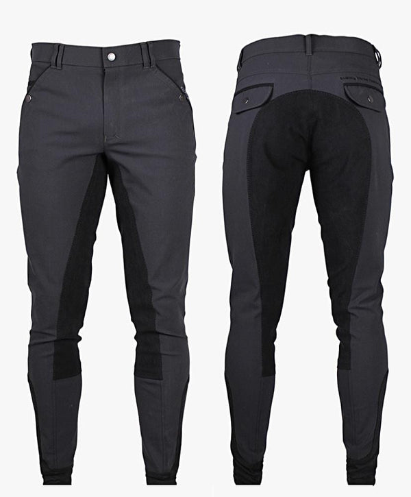 QHP Mens Full Seat Jack Breeches