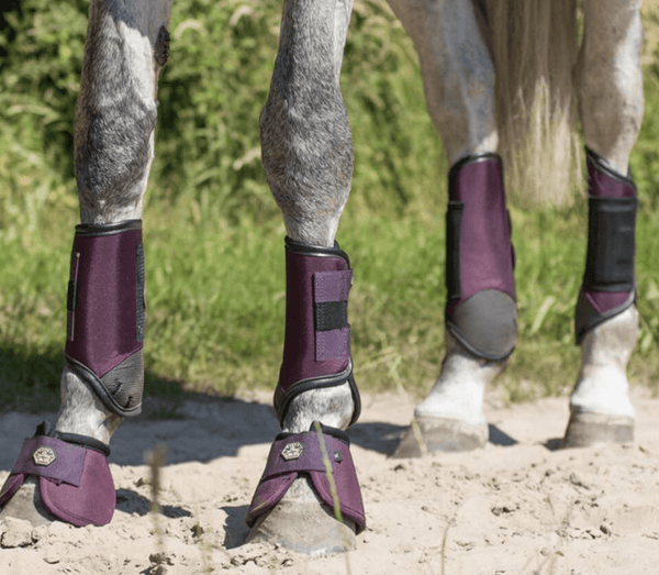 QHP Eventing XC Boots Hinds