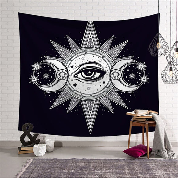* The Eyes Have It Wall Tapestry