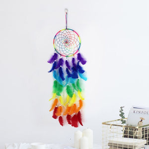 *Multi-Color Dreamcatcher- Medium Size