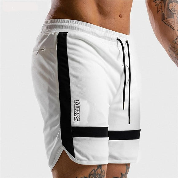 *Mens Stylish Sweatshorts - Comes in Black or White