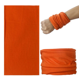 *Sporty Cotton Face Mask- Comes in 11 Colors